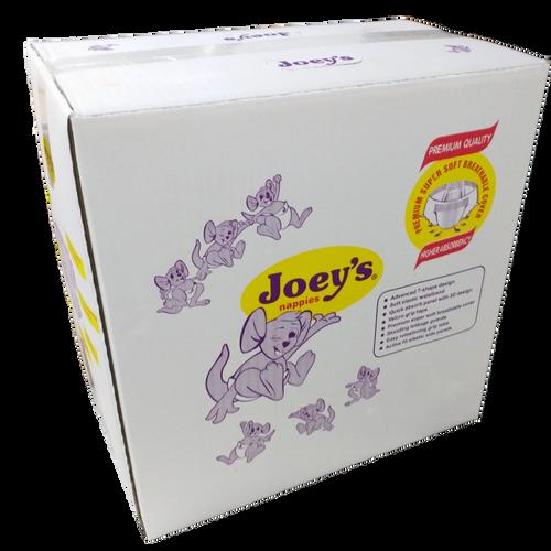 Joey's Premium Nappies - Toddler / Large 10-15kg - [JPT120]