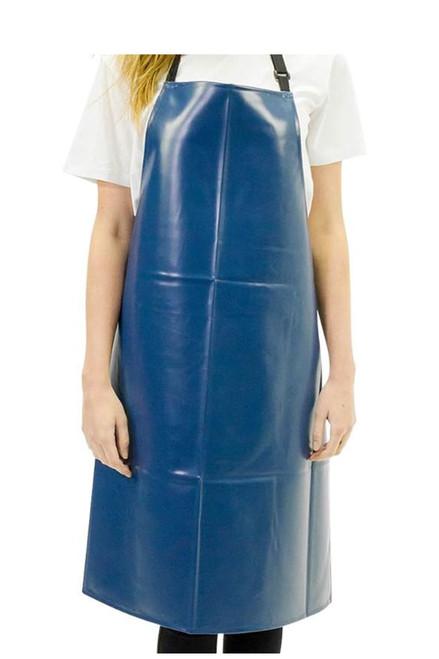 Apron PVC Blue Butchers 900 x 1200mm