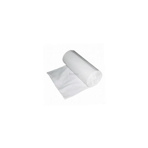 Rubbish Bin Liner - 18L White Small