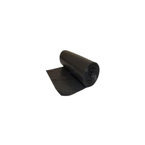 Rubbish Bin Liner - 27L Black Medium