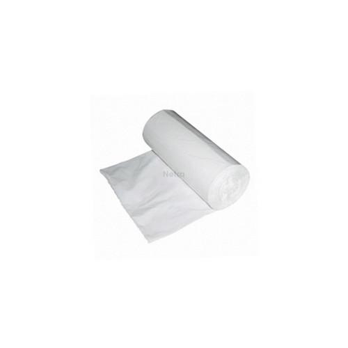 Rubbish Bin Liner - 27L White Medium