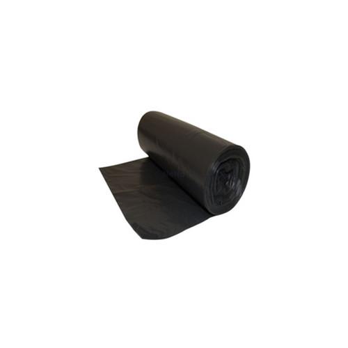 Rubbish Bin Liner - 36L Black Large Kitchen Tidy