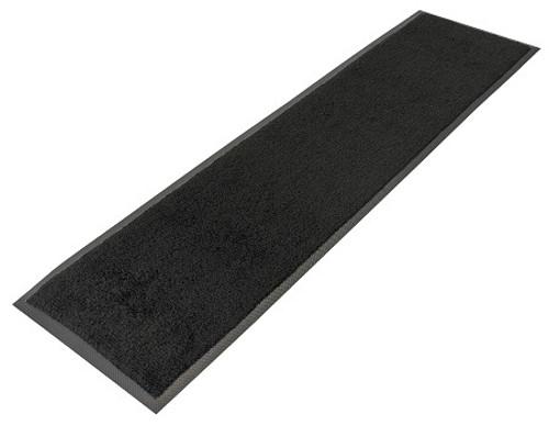 BAR Mat Top Runner 900 x 250mm - BLACK
