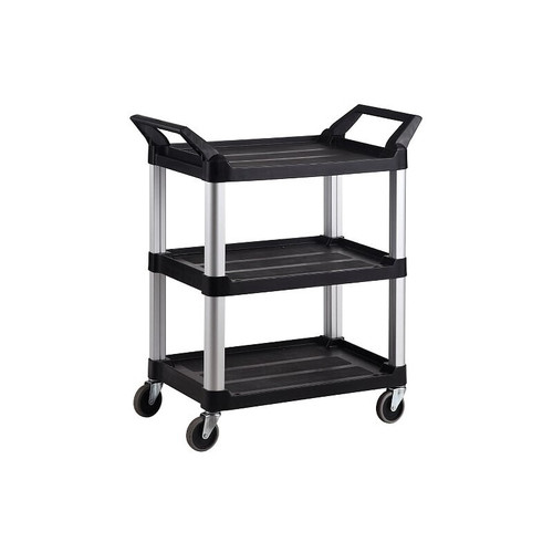 Utility Cart - Small [UT] Overall Dimensions 69(L) x 95(H) x 42(W) cm