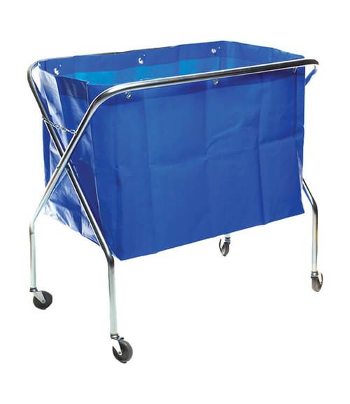 Waste Trolley - Bag Only - BLUE [WTB] 90cm(L) x 50cm(W) x 125cm(H)