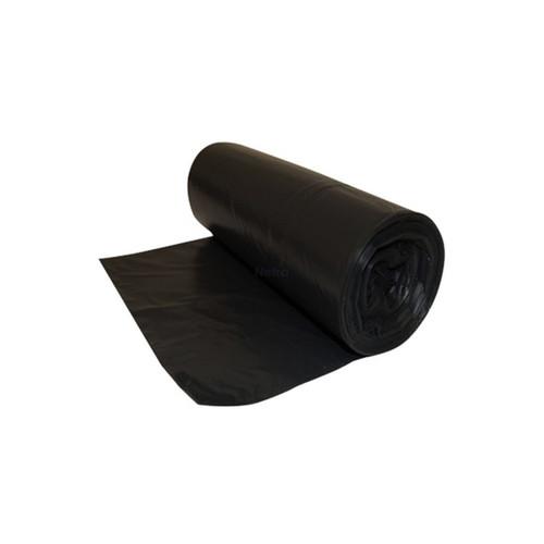 Rubbish Bin Liner - 73L Black Extra Heavy Duty on ROLL