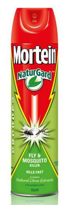 Mortein Fly Spray Ultra Low Allergenic 350gm
