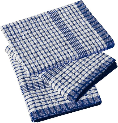 Tea Towel - SUPERSOAKER HEAVY WEIGHT 450 x 760mm 86gms - 12 Pack