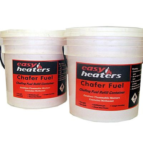 Buffet Fuel Easyheaters - 4kg Bulk Bucket