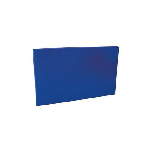 Cutting Board Polyethylene 380x510x13mm - BLUE
