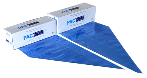 """Piping Bags Blue Disposable 25"""" - 635 x 260mm"""