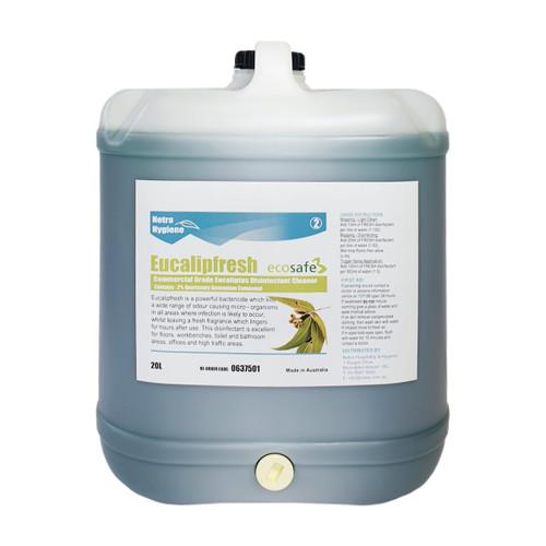 Fresh Disinfectant - Eucalyptus 20Lt