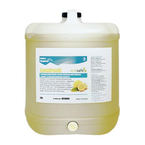 FRESH Disinfectant - LEMON 20L