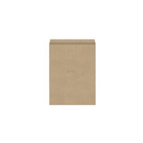 Brown Paper Bag - 4 Long 285x240mm - 500/BNDL