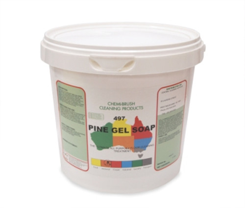 PINE GEL - Floor Mopping Gel Excellent for ALL Surfaces 5L