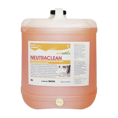 NEUTRACLEAN 20L- Floor Cleaner Citrus Fragrance No Rinse