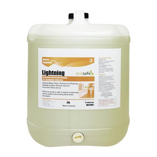 Commercial Bleach 4% Chlorine 20L