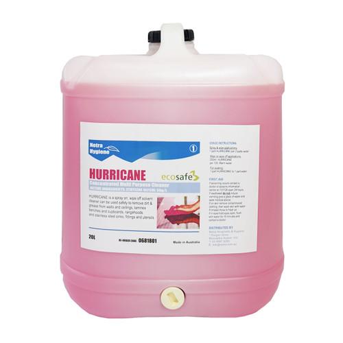 HURRICANE 20L- Spray & Wipe Cleaner