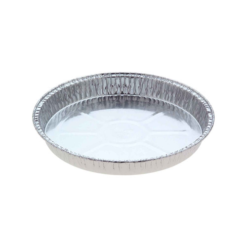 Foil Container - CONFOIL [4118] - Medium Flan Tray / (TI)171 (B)160 (H)20mm - Capacity 445ml