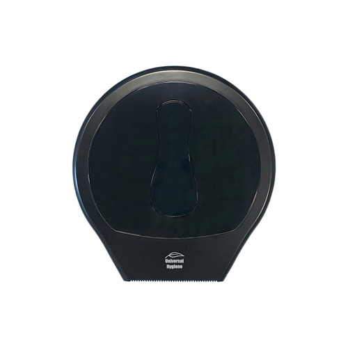 Dispenser - Jumbo Toilet Roll (Single) - ABS Plastic - 275 x 135x 290mm - BLACK