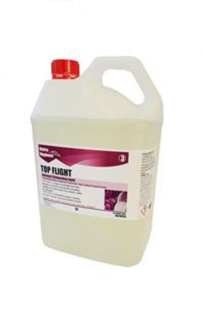 TOP FLIGHT 5L - Automatic Dishwasher Liquid - CLEAR