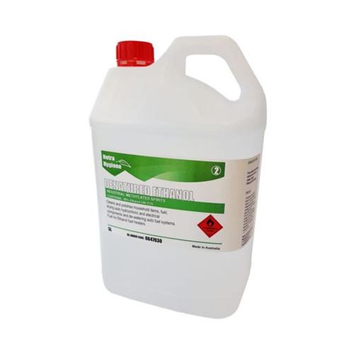 Methylated Spirits 5L - 95% Pure Ethanol