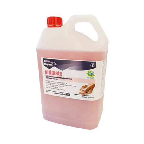 Ultimate 5L - Hand Soap - Baby Powder fragrance