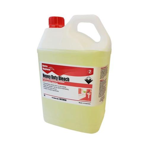 Heavy Duty Bleach 7% Chlorine