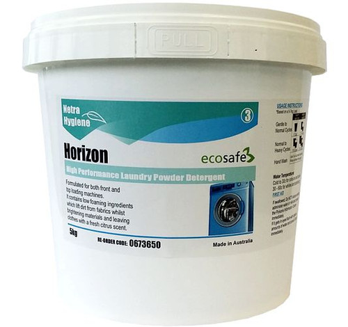 Premium Laundry Powder - HORIZON Bucket 5kg