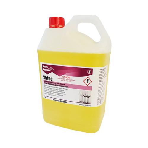 SHINE - Auto Glass Wash Liquid - CLEAR