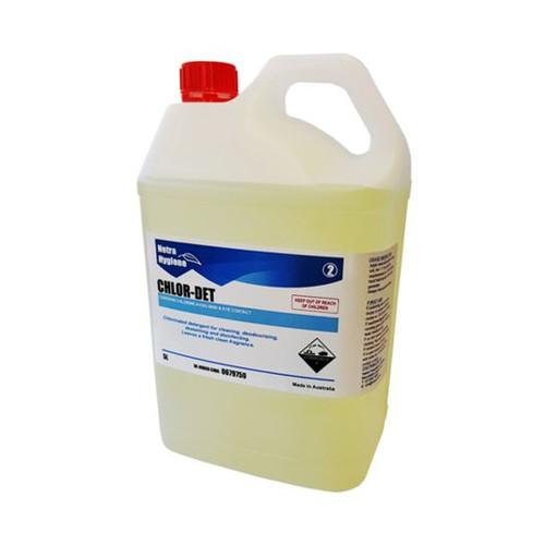 CHLORDET- 5L Chlorinated Detergent/Disinfectant/Sanitiser