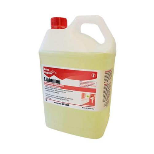 Commercial Bleach - 5L - 4% Chlorine