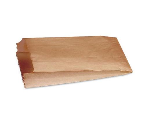 Paper Satchel Bag - BROWN - [1SOB] - 175x102x51mm