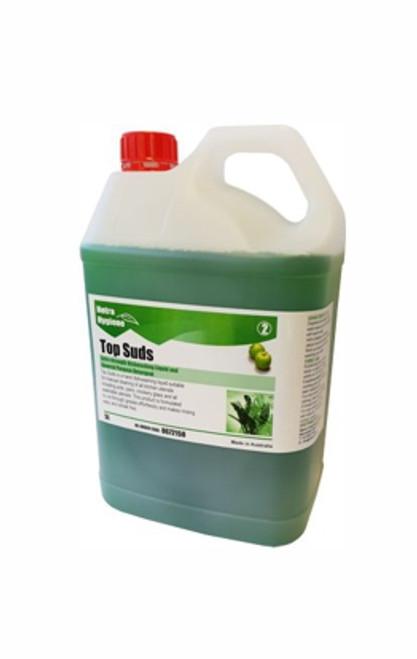 TOP SUDS - 5L Green Apple Sink Detergent
