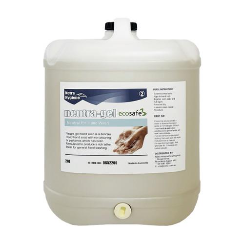 NEUTRAGEL 20L - Odourless/Colourless Hand Soap