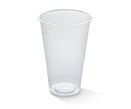 GREENMARK Cold Cup (PLA) - 500ml Clear
