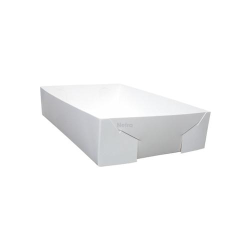 Cake Tray - No 20 White Premium Milk Board