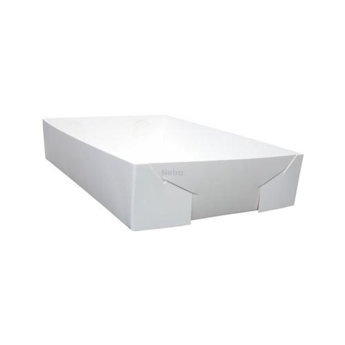 Cake Tray - No 23 White Premium Milk Board