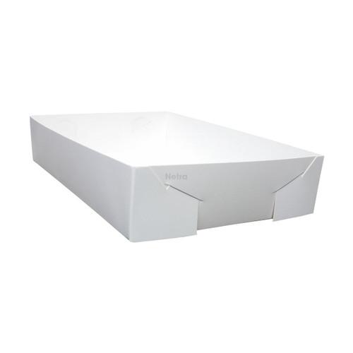Cake Tray - No 24 White Premium Milk Board