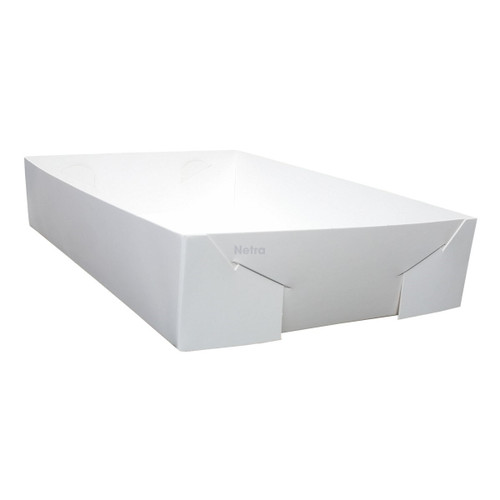Cake Tray - No 25 White Premium Milk Board