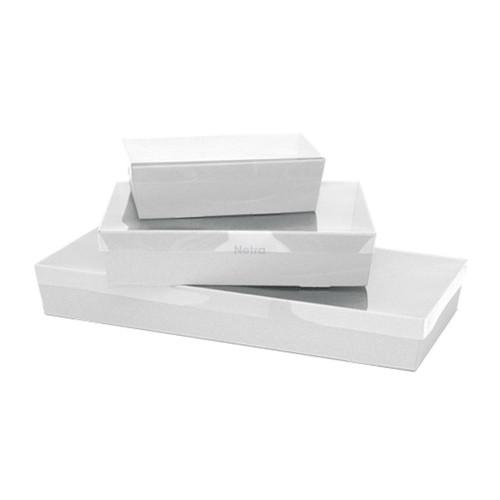 Catering Tray - White MEDIUM - CTM