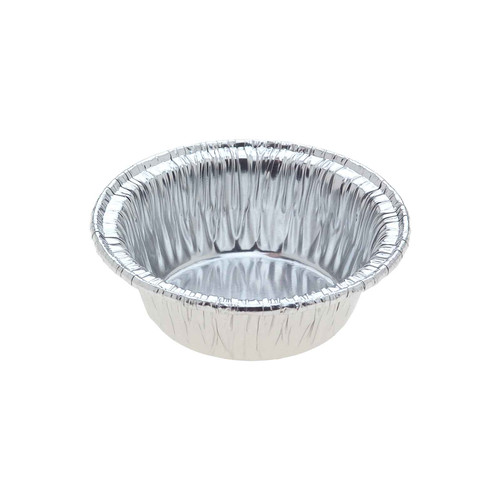 Foil Container [214] - Mini Pudding/Hors Doeuvre Dish - 40x29x14mm - Capacity 15ml