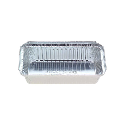 Foil Container [7219] - 19oz Oblong Takeaway / (Equiv.445) - (TI)173x94mm (H)38mm - Capacity 560ml