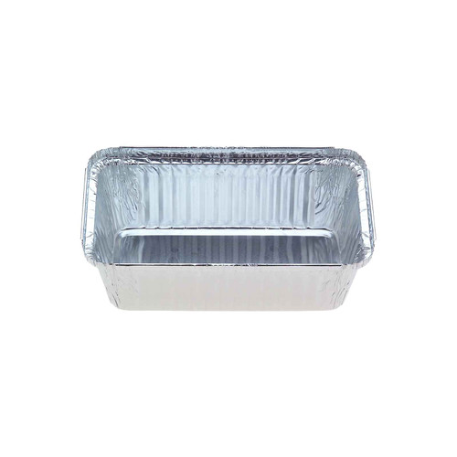 Foil Container [7119] - 30oz Oblong Takeaway / (Equiv.446) - (TI)173x94mm (H)57mm - Capacity 840ml
