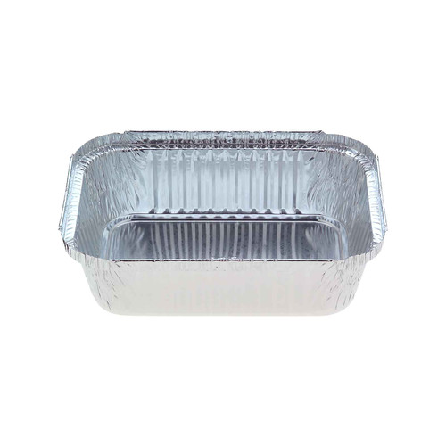 Foil Container [7419] - 40oz Oblong Takeaway / (Equiv.448) - (TI)178x128mm (H)48mm - Capacity 990ml