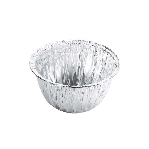 Foil Container - CONFOIL [2109] - Mini Pudding Bowl / (TI)73 (B)42 (H)43mm - Capacity 113ml