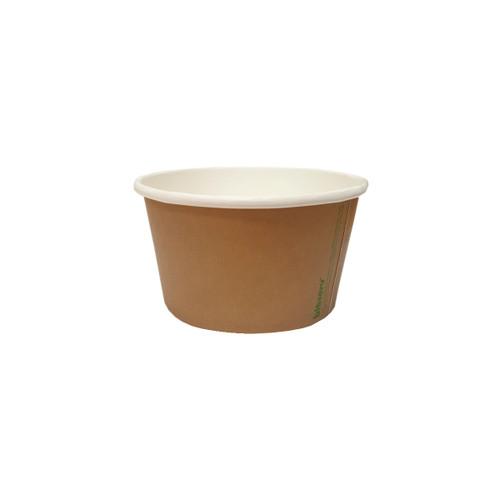 SOUP BOWL/TUB - BIOSERV - Brown Kraft