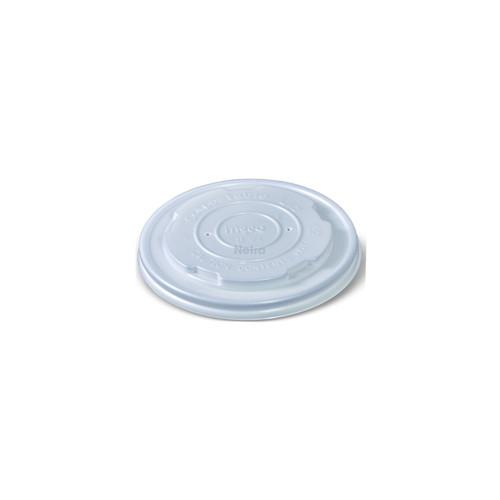 LID FLAT (CPLA) - GREENMARK - 115mm No Hole Clear [FL115PLA]