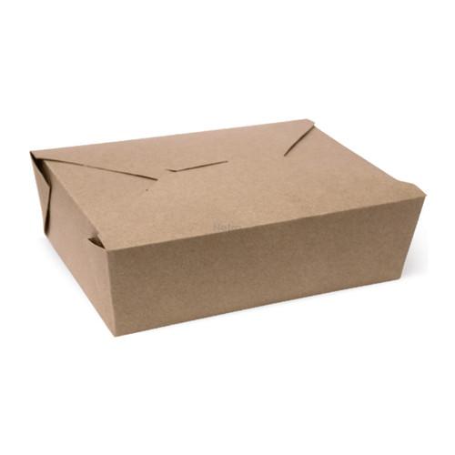 Food Pail (Brown Kraft) PLA - LARGE (1500ml)