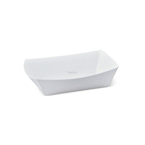Food Tray (White Board) - #2 SMALL - DETPAK